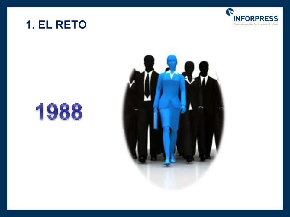 1. EL RETO 1988