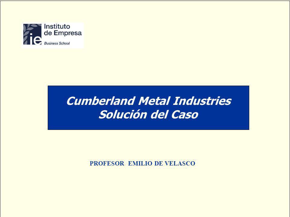 Cumberland Metal Industries