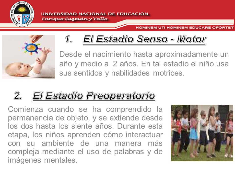 El Estadio Senso - Motor