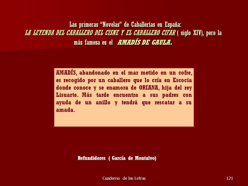 Refundidores ( García de Montalvo)