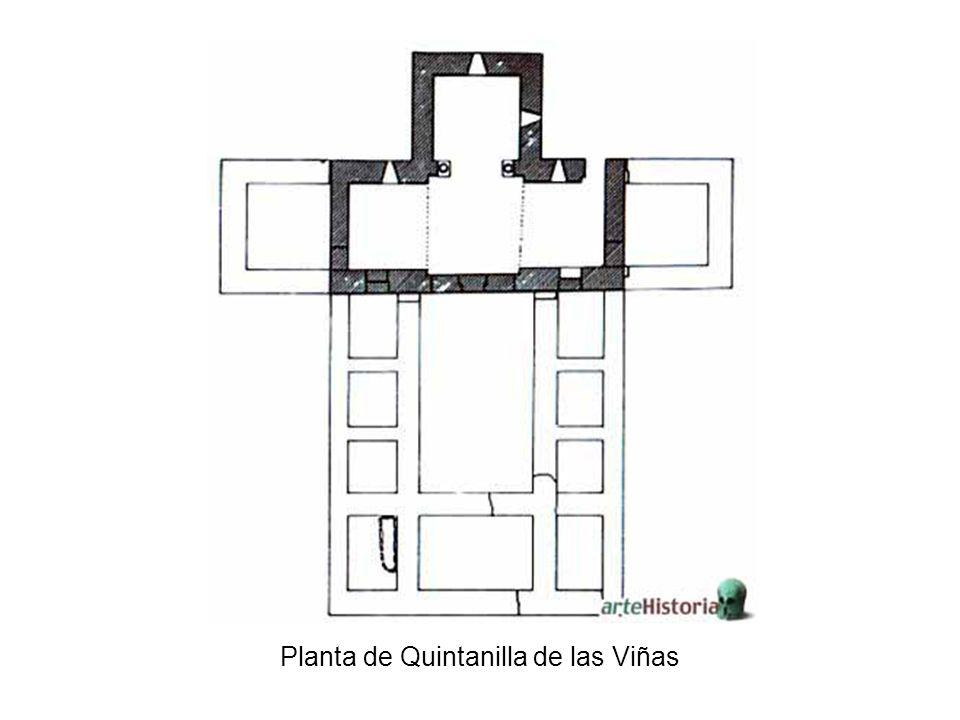Planta de Quintanilla de las Viñas