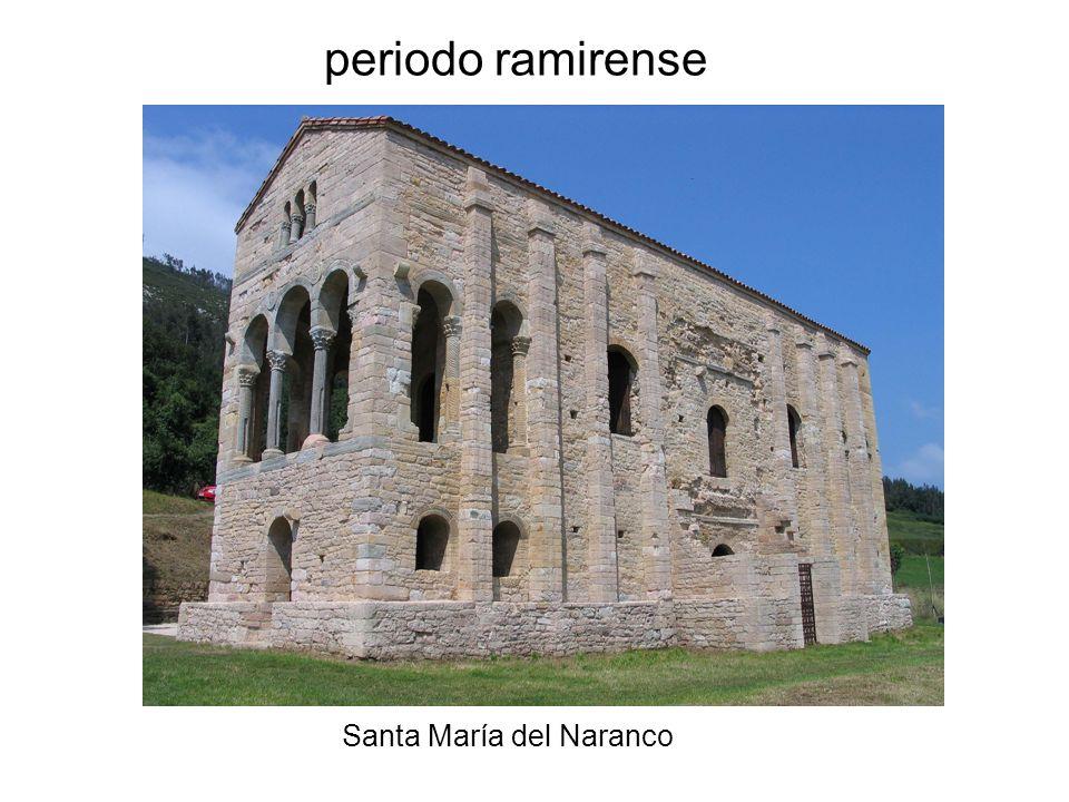 periodo ramirense Santa María del Naranco
