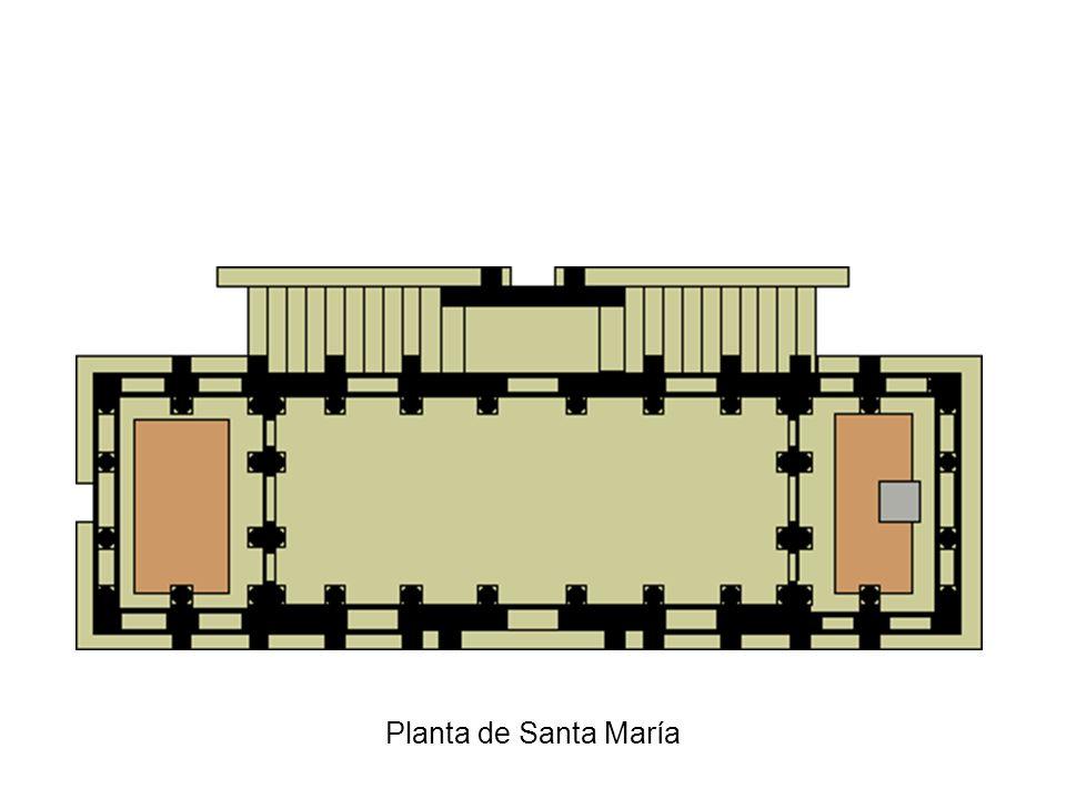 Planta de Santa María