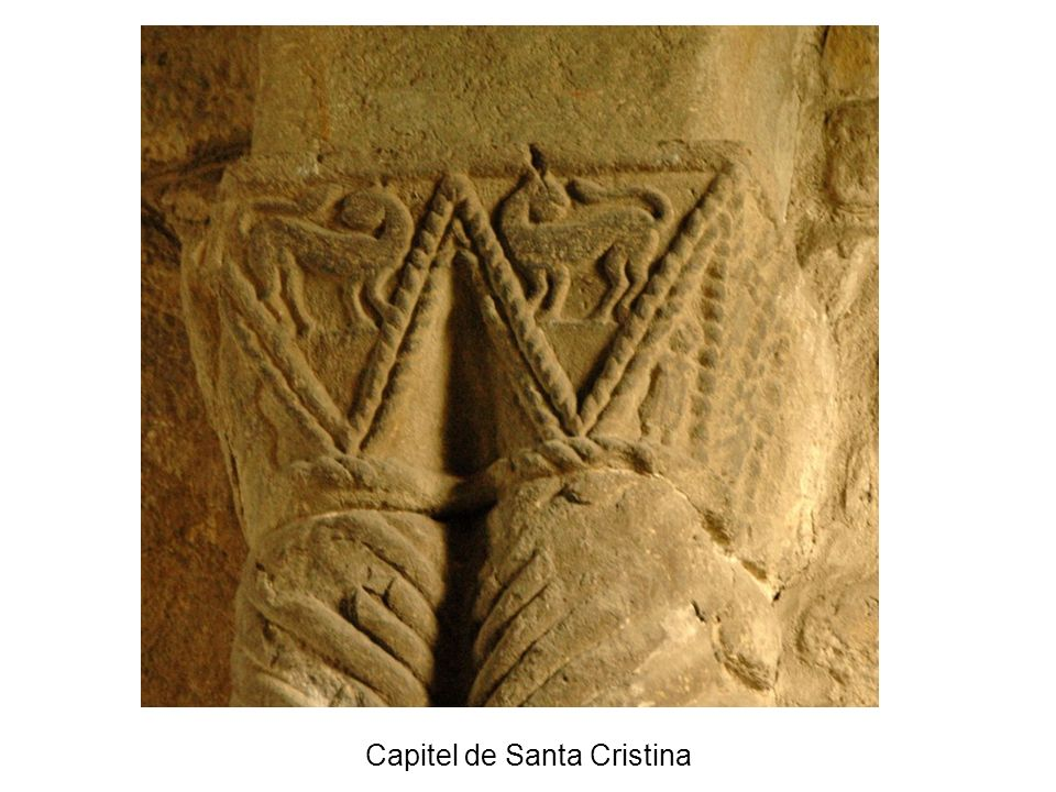 Capitel de Santa Cristina