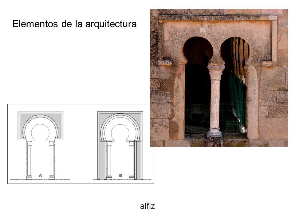 Elementos de la arquitectura
