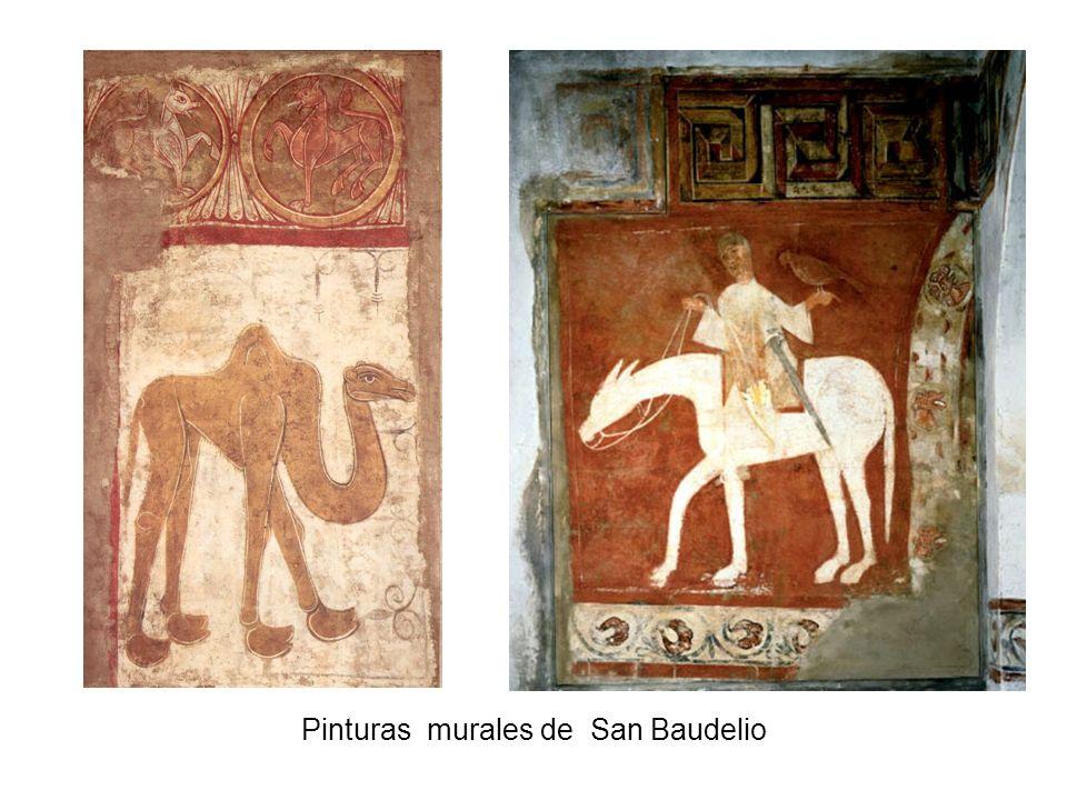 Pinturas murales de San Baudelio