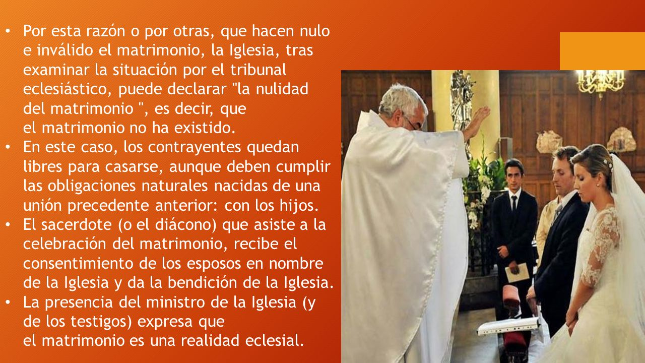 Nulidad Matrimonio Catolico Tribunal Eclesiastico : Sacramentos iniciaciÓn sanaciÓn opciÓn bautismo