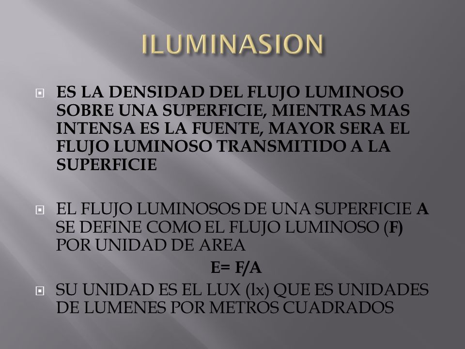 ILUMINASION