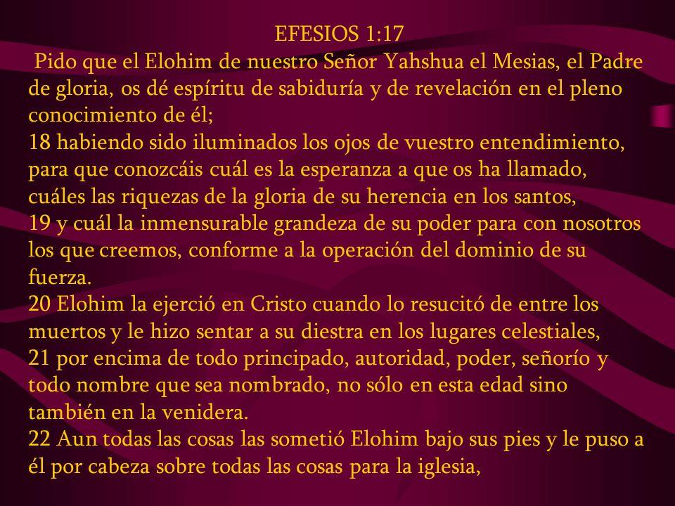 EFESIOS 1:17