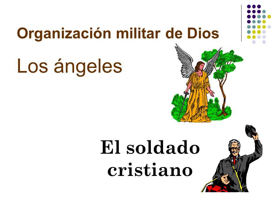 Organización militar de Dios