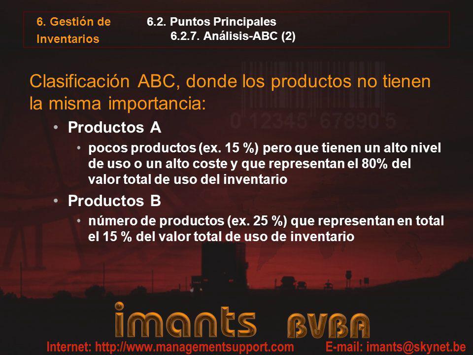 6.2. Puntos Principales 6.2.7. Análisis-ABC (2)