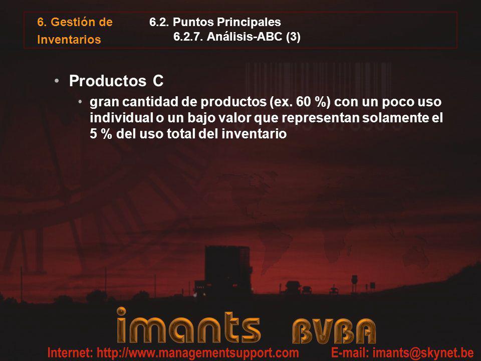 6.2. Puntos Principales 6.2.7. Análisis-ABC (3)