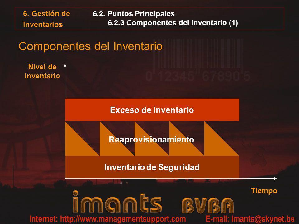 6.2. Puntos Principales 6.2.3 Componentes del Inventario (1)