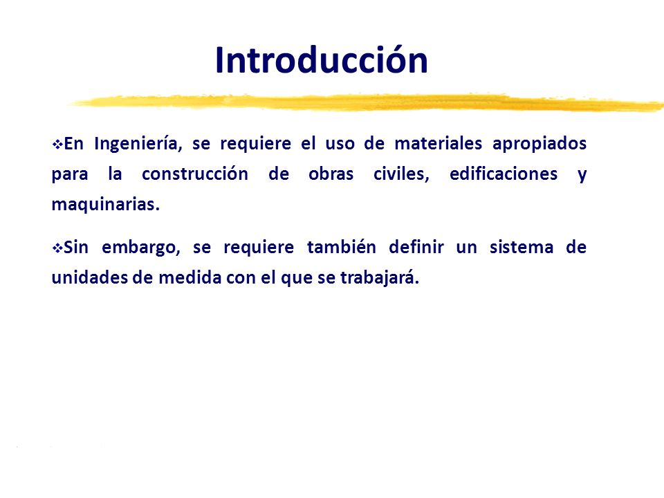 IntroducciónEn Ingeniería, se requiere el uso de materiales apropiados para la construcción de obras civiles, edificaciones y maquinarias.