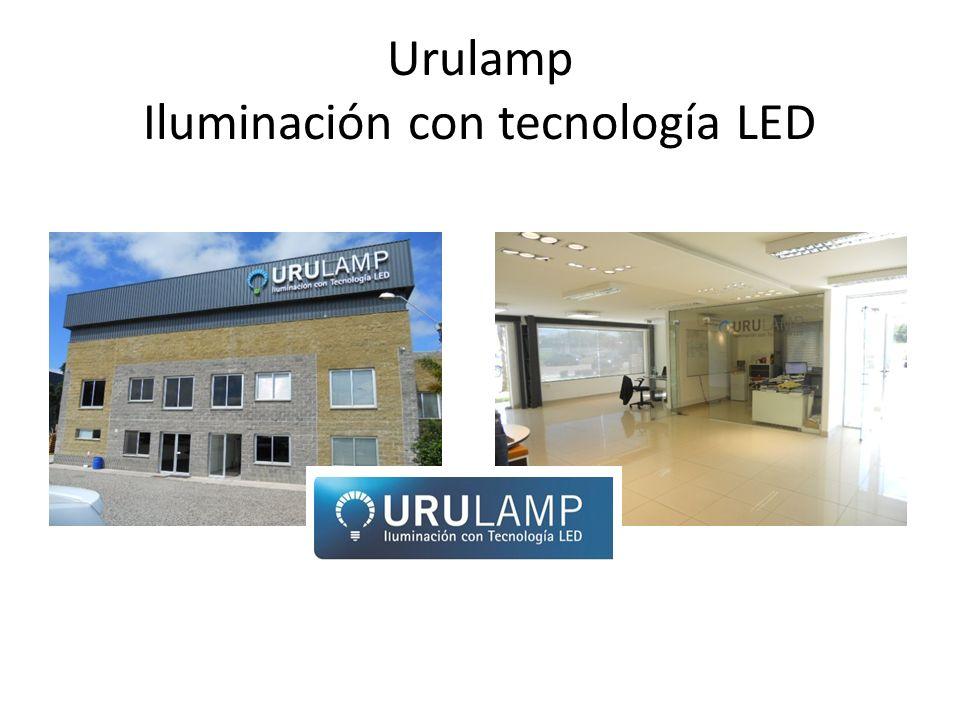 Urulamp Iluminación con tecnología LED