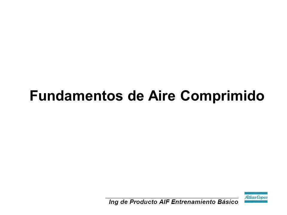 Fundamentos de Aire Comprimido