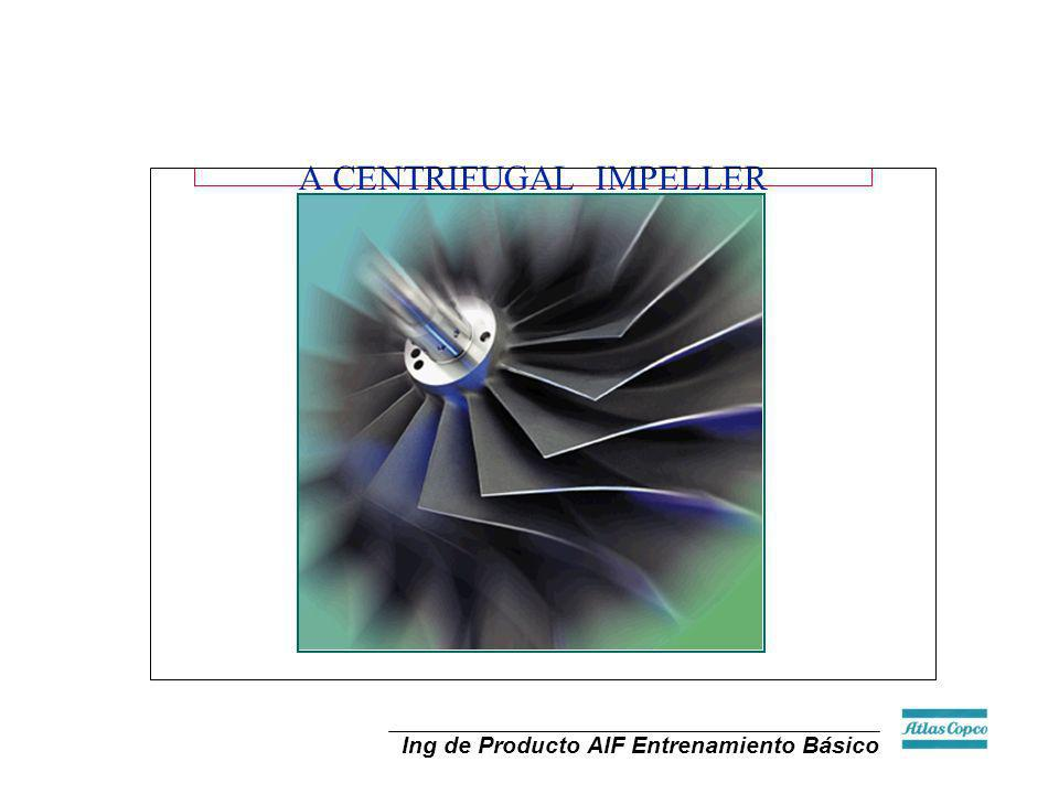 A CENTRIFUGAL IMPELLER