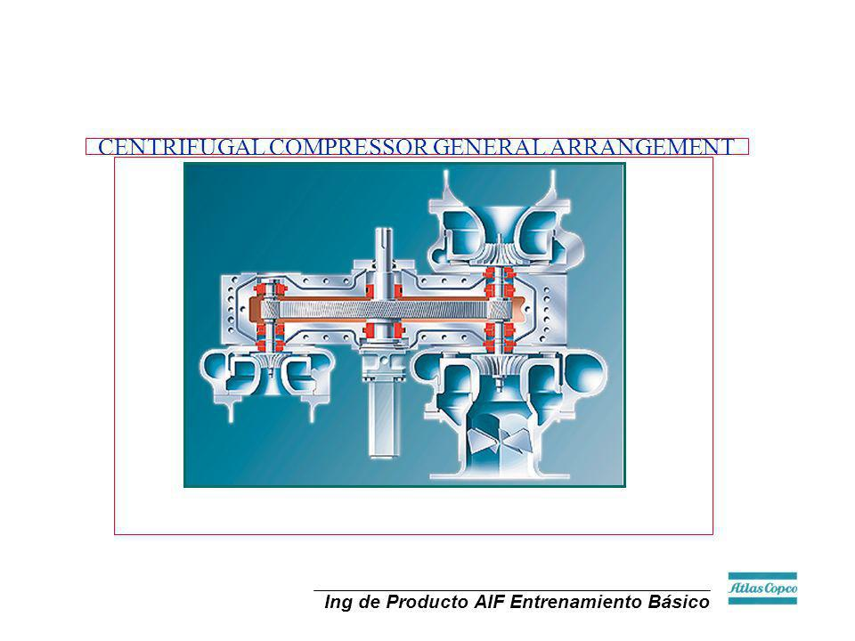 CENTRIFUGAL COMPRESSOR GENERAL ARRANGEMENT
