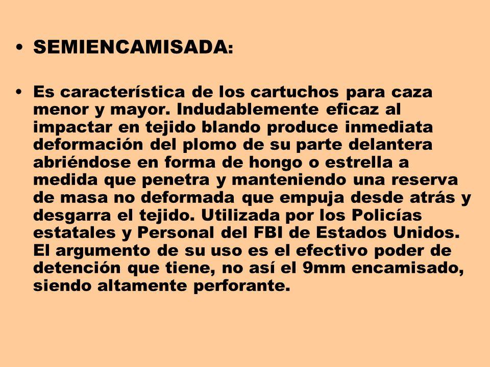 SEMIENCAMISADA: