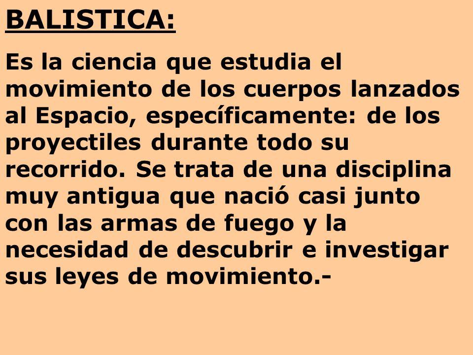BALISTICA: