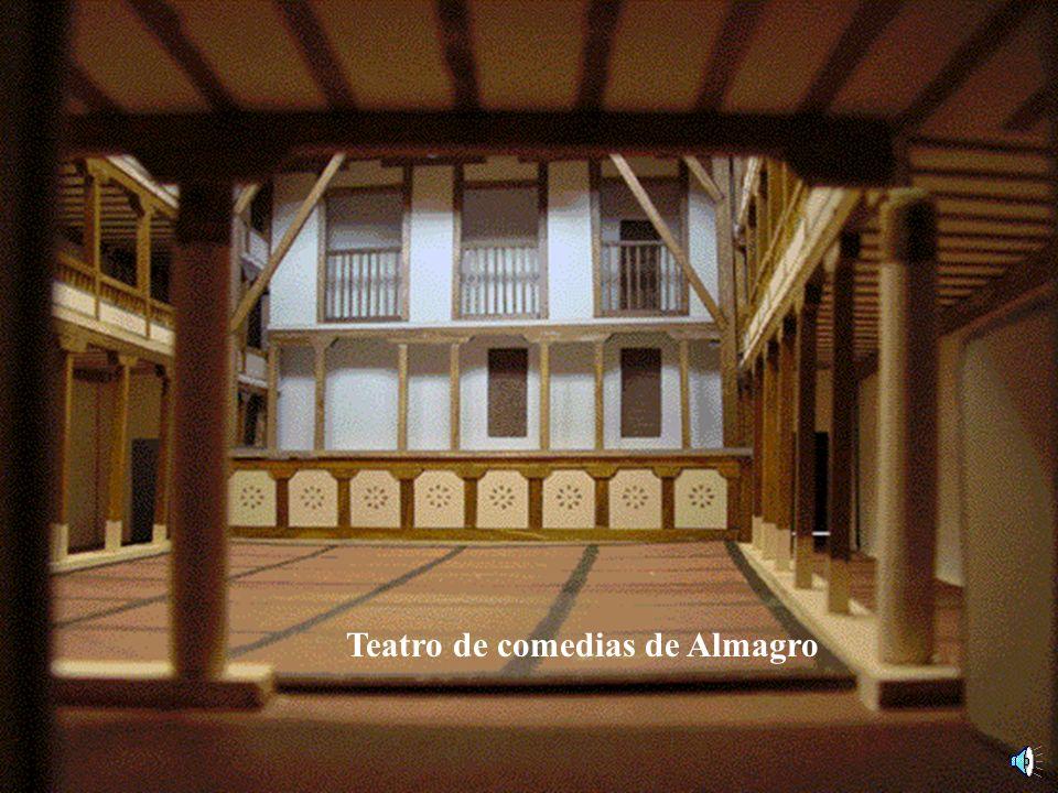 Teatro de comedias de Almagro