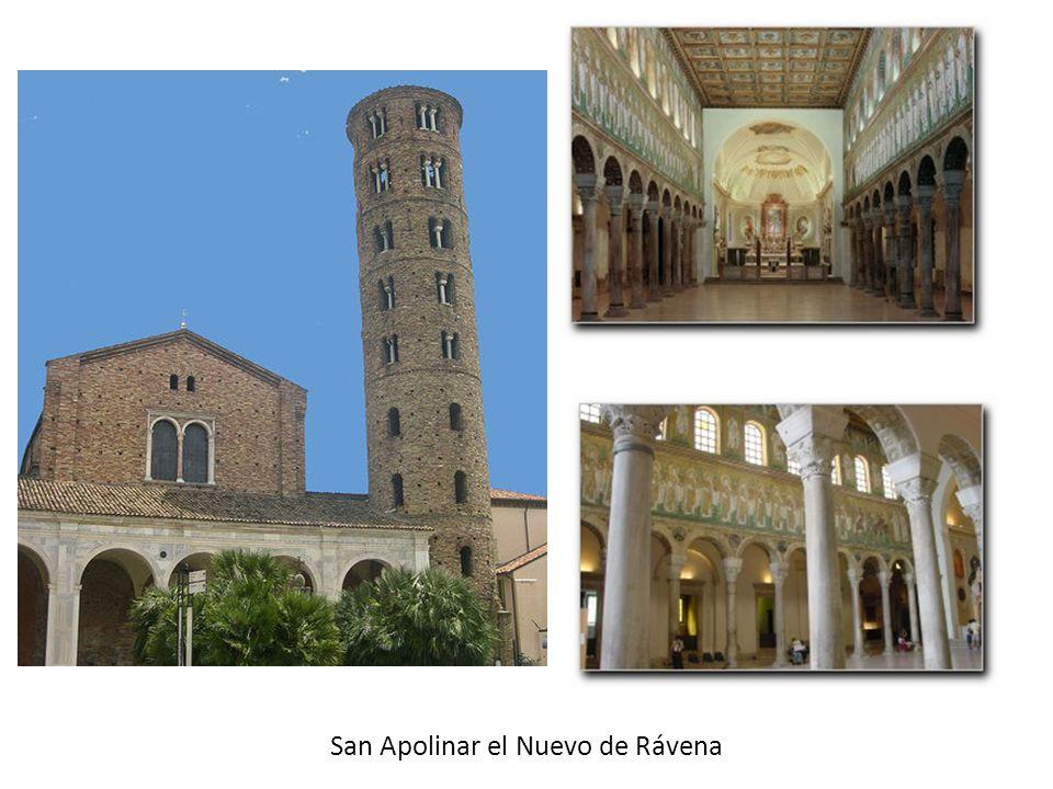 San Apolinar el Nuevo de Rávena