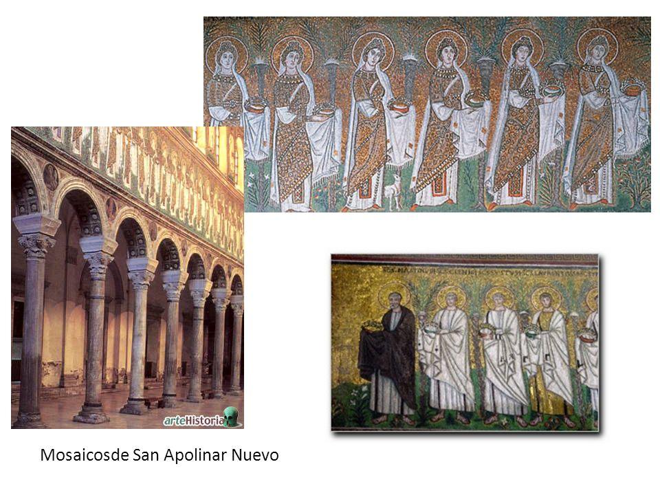 Mosaicosde San Apolinar Nuevo
