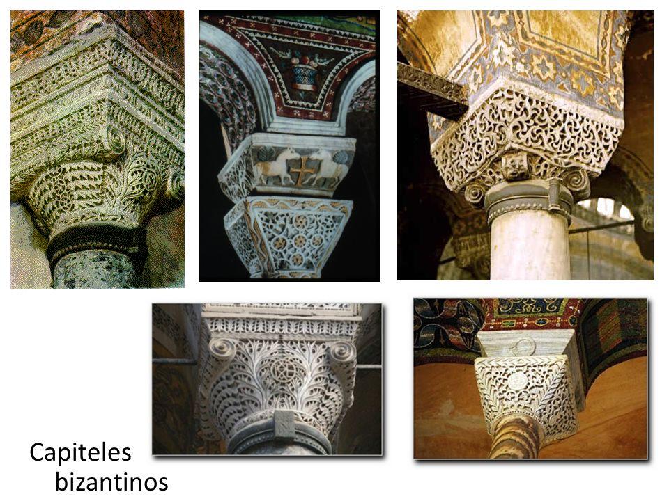 Capiteles bizantinos