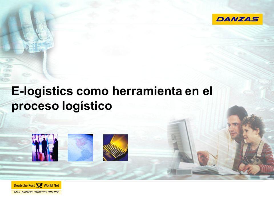 E-logistics como herramienta en el proceso logístico