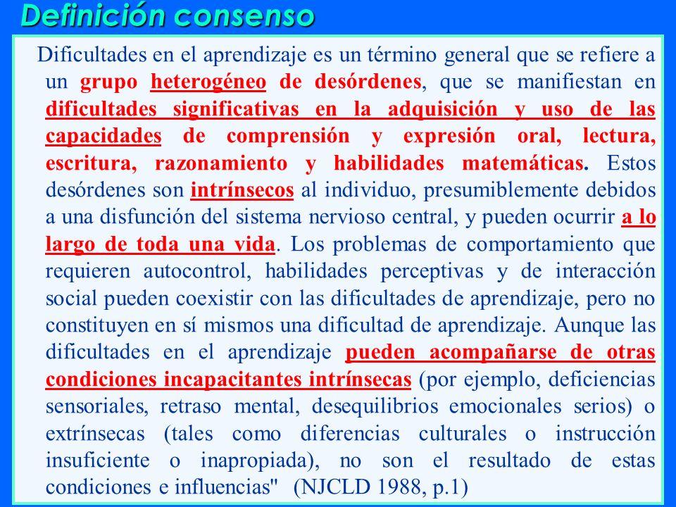 Definición consenso