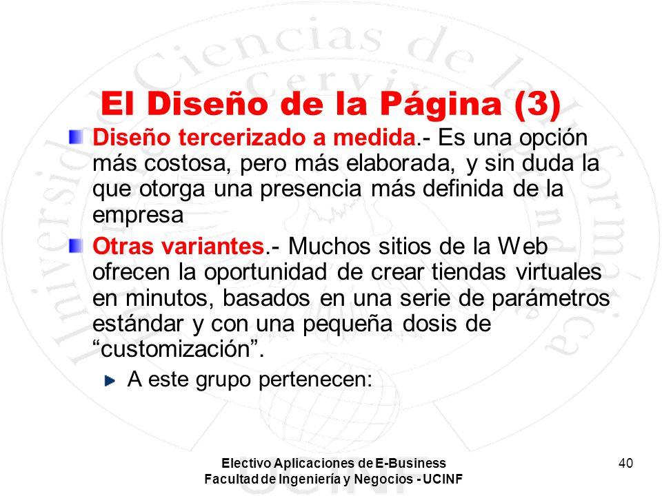 El Diseño de la Página (3)