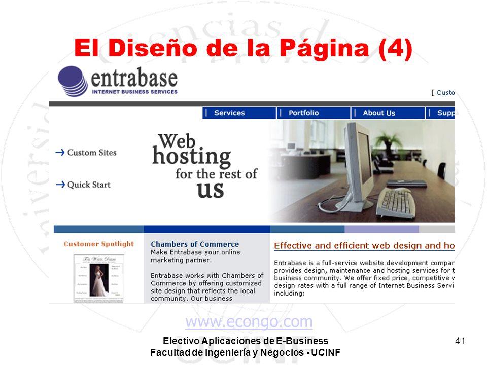 El Diseño de la Página (4)