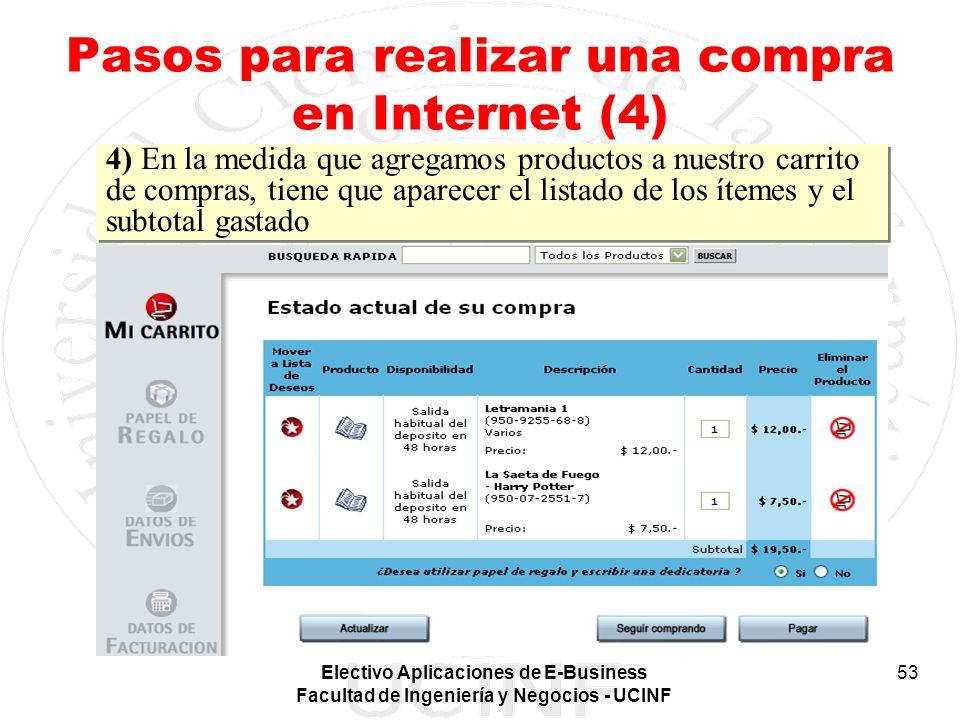 Pasos para realizar una compra en Internet (4)