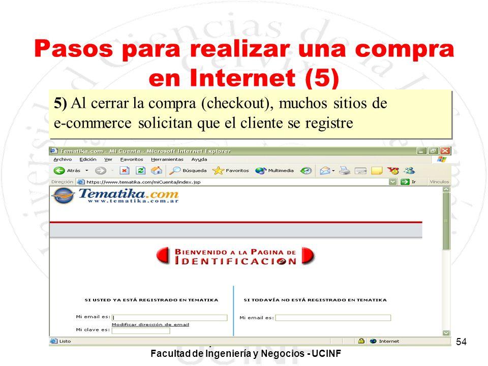 Pasos para realizar una compra en Internet (5)