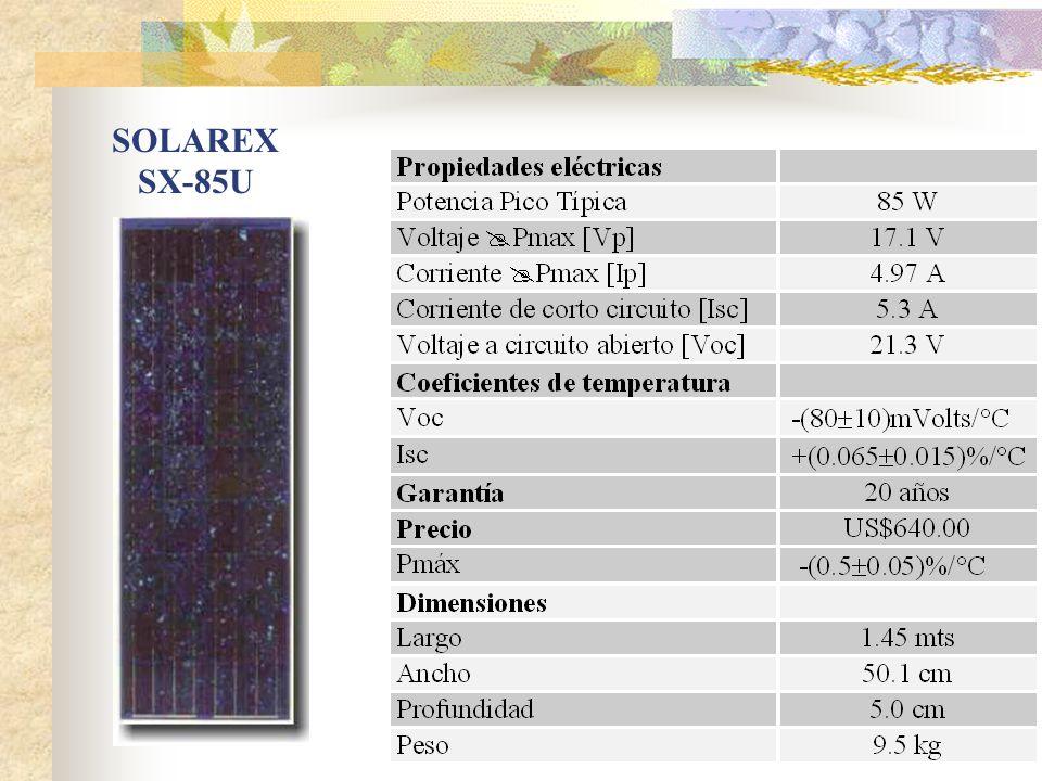 SOLAREX SX-85U