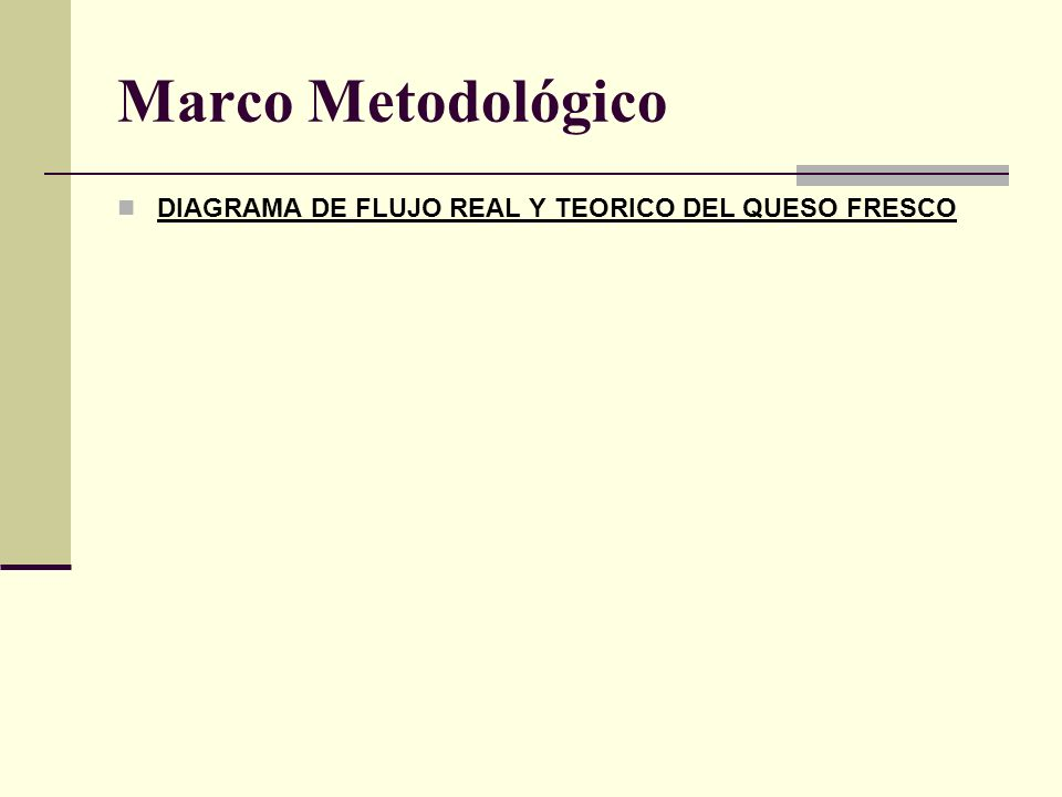 Marco Metodológico T=20ºC pH= 6.5-6.7 t iempo = 1-2 h