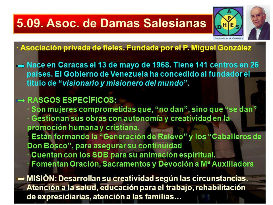 5.09. Asoc. de Damas Salesianas