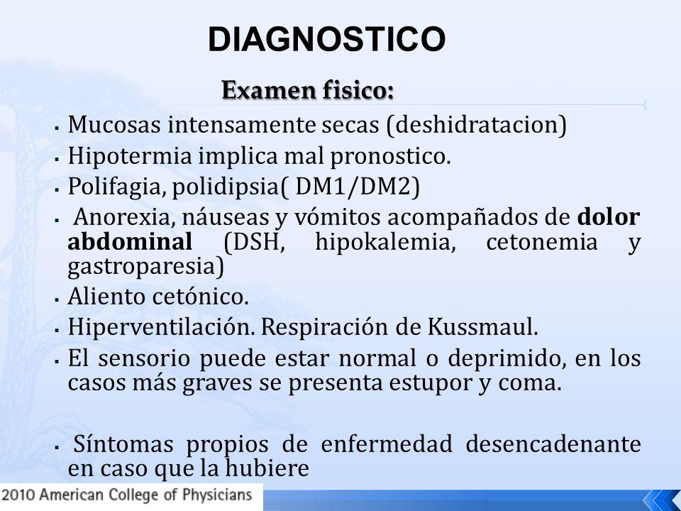 Cetoacidosis diabética - ppt descargar