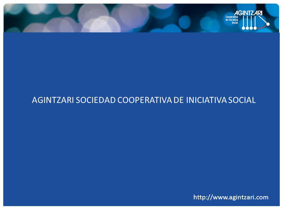 AGINTZARI SOCIEDAD COOPERATIVA DE INICIATIVA SOCIAL