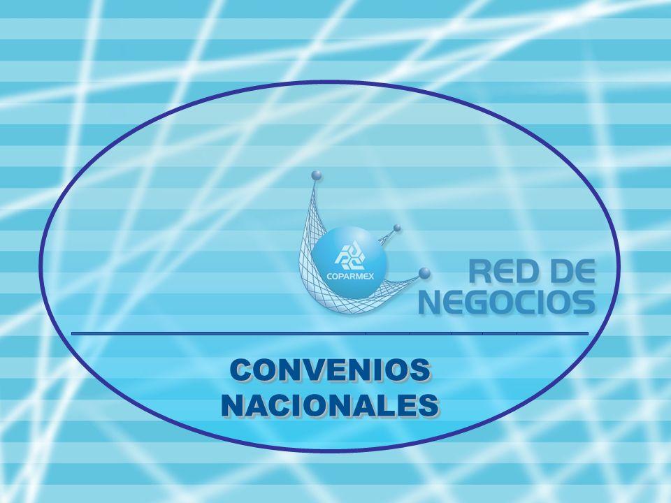 CONVENIOS NACIONALES Neoris Presentation Material March 17