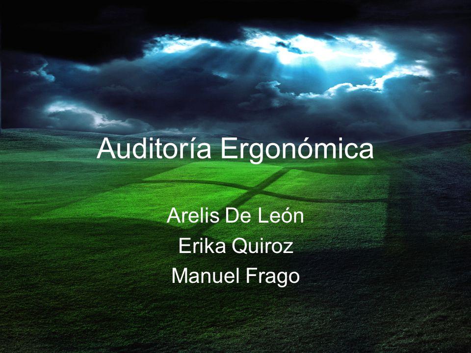 Arelis De León Erika Quiroz Manuel Frago