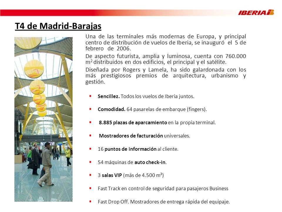 T4 de Madrid-Barajas