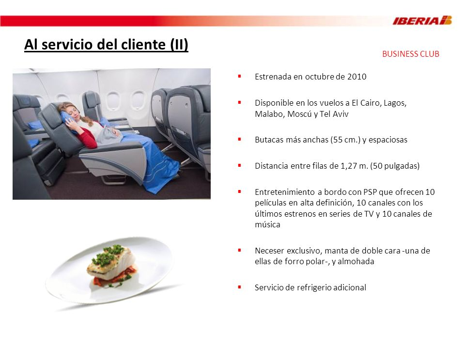 Al servicio del cliente (II)