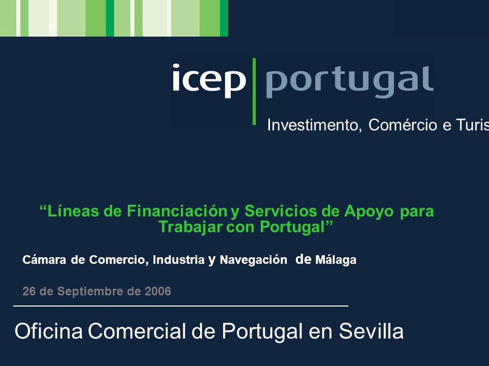 Oficina Comercial de Portugal en Sevilla