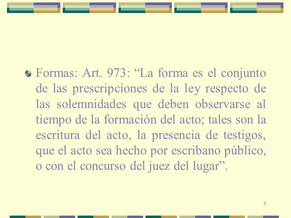 Formas: Art.