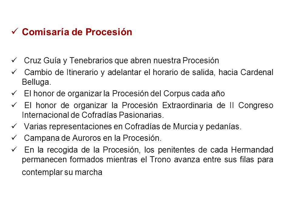 Comisaría de Procesión