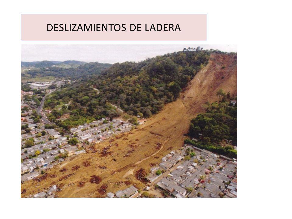 DESLIZAMIENTOS DE LADERA