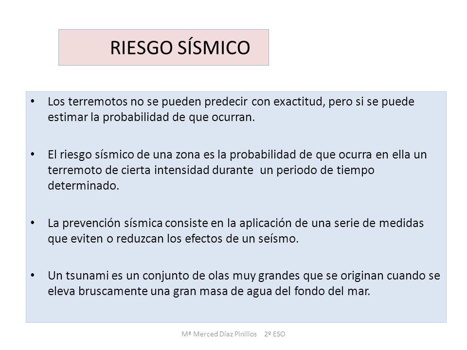 Mª Merced Díaz Pinillos 2º ESO