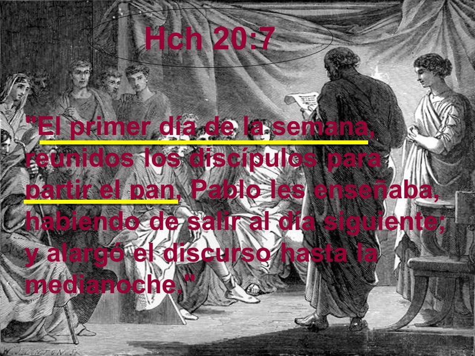 Hch 20:7