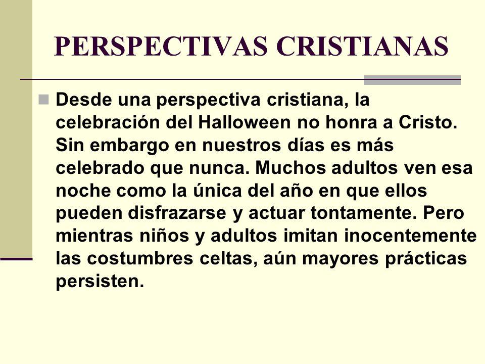 PERSPECTIVAS CRISTIANAS